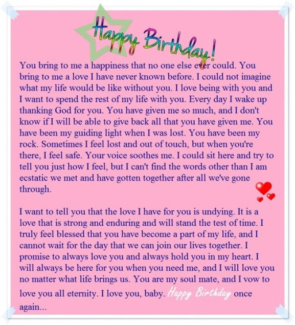 The 60 Happy Birthday Paragraph | WishesGreeting