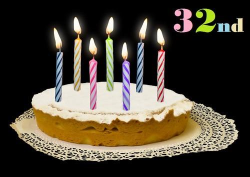Happy 32nd Birthday Wishes WishesGreeting