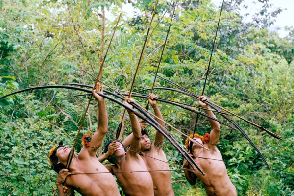 Is modernization killing the uncontacted tribes of Amazon?