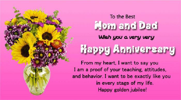 Th Wedding Anniversary Wisheessages Wishesmsg