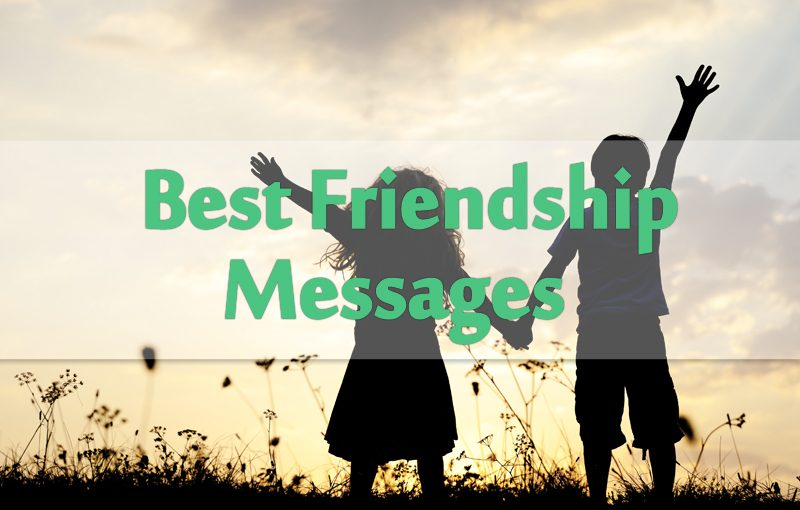 Best Friendship Messages Texts And Quotes WishesMsg