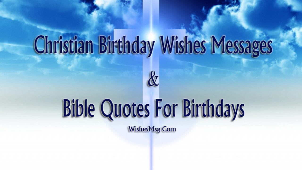 christian birthday wishes birthday