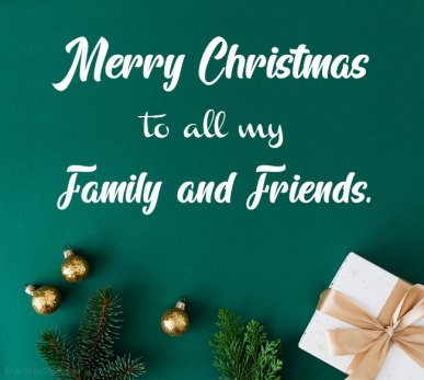 Christmas Wishes Images For Friends