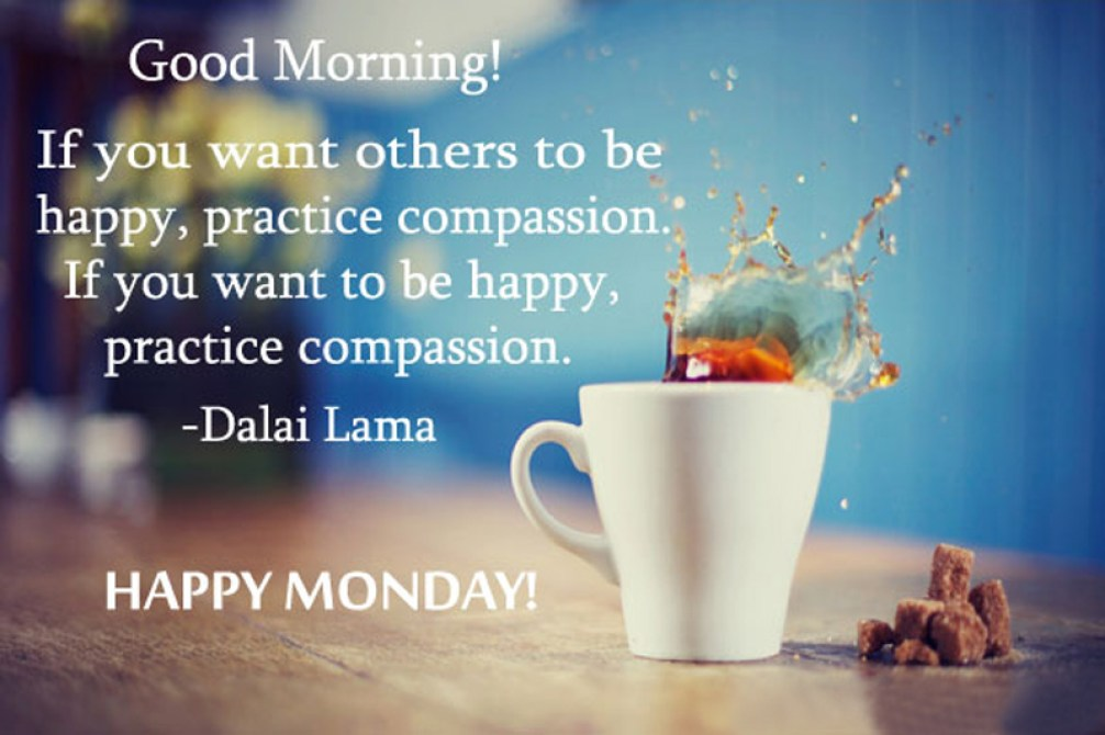Monday Morning Messages - Happy Monday Wishes - WishesMsg