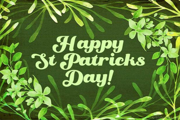 Happy St Patrick's Day Messages