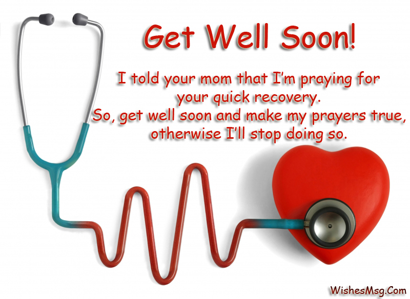 70 Funny Get Well Soon Messages Wishes And Texts Wishesmsg