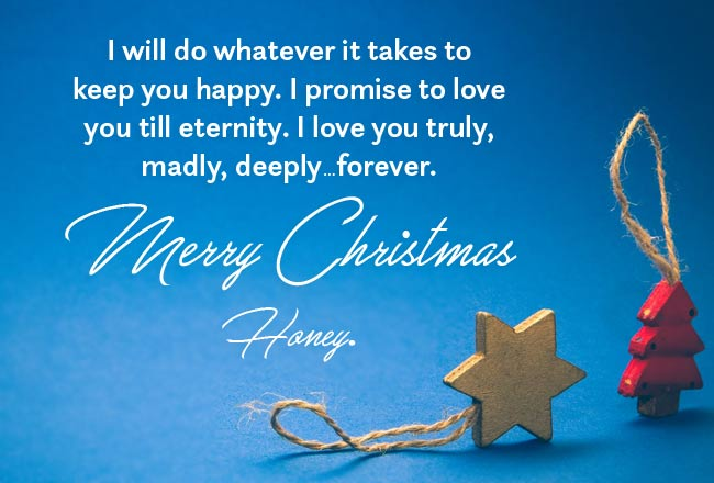 Christmas Wishes for Girlfriend - Christmas Love Messages | WishesMsg