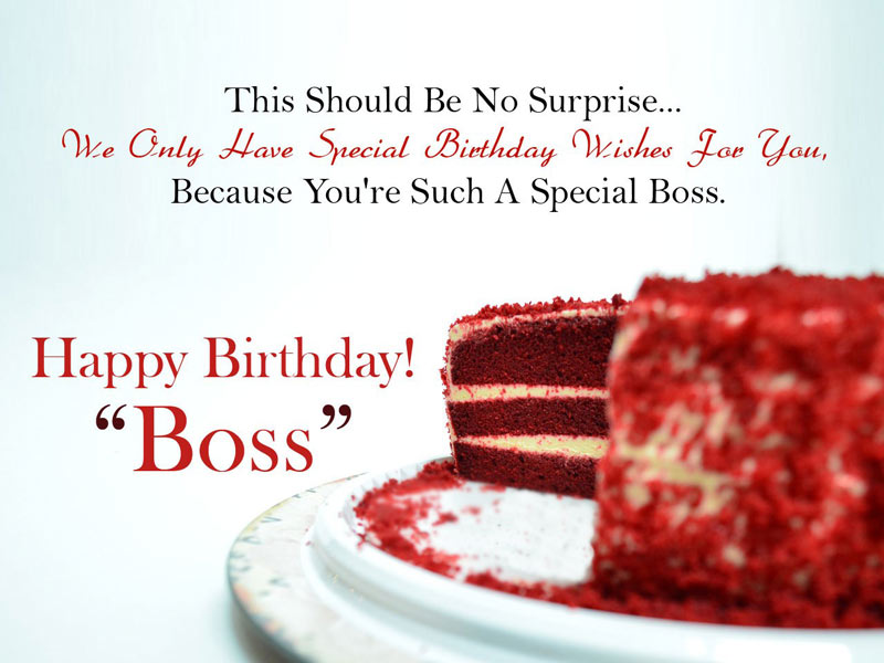 70 Birthday Wishes For Boss Happy Birthday Boss Wishesmsg