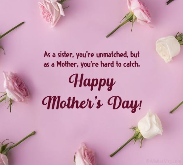 happy mothers day sister funny