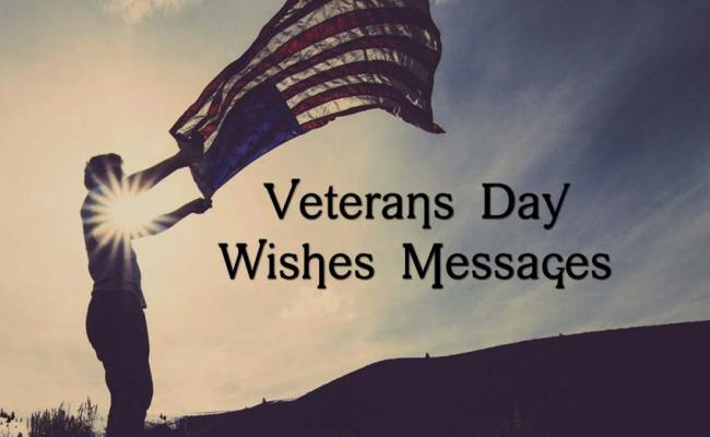 Veterans Day Messages Quotes To Say Thank You Wishesmsg