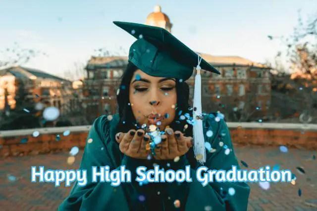 High School Graduation Wishes
