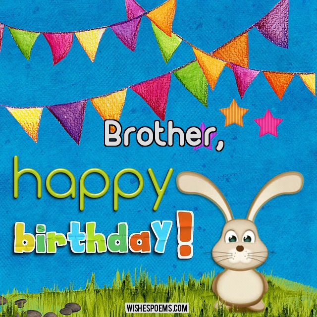 125 birthday wishes for brothers happy birthday brother birthday wishes for younger brother m4hsunfo