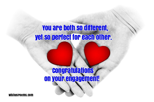 80 engagement wishes congratulations quotes messages images m4hsunfo
