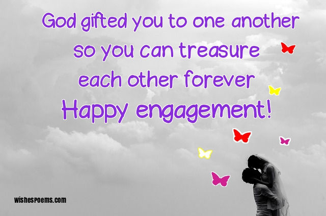 engagement wishes congratulations quotes messages images