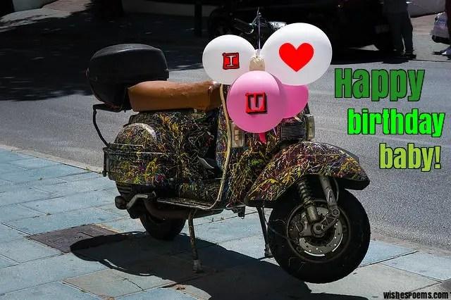 happy birthday messages for boyfriend