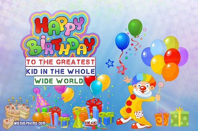 get here birthday quotes for children allquotesideas