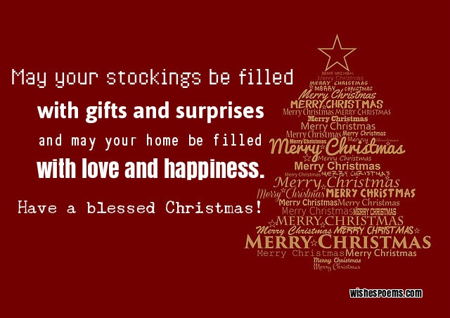 250 Merry Christmas Wishes Messages Images Quotes