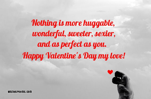 214 Valentine S Day Wishes Poems Quotes For Lovers Friends
