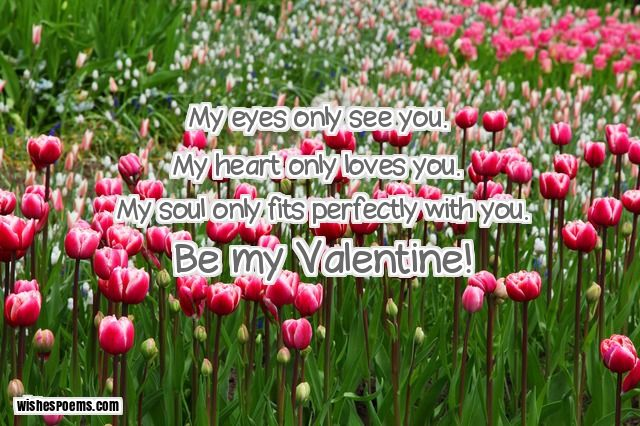 valentine messages