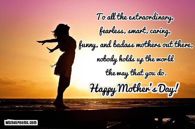 mothers day greetings