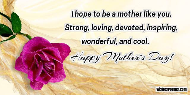 80 Mother's Day Wishes, Greeting Cards & Messages from the Heart