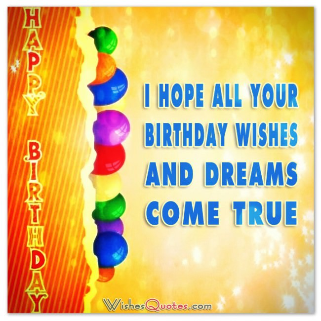 Happy Birthday Greeting Cards – WishesQuotes