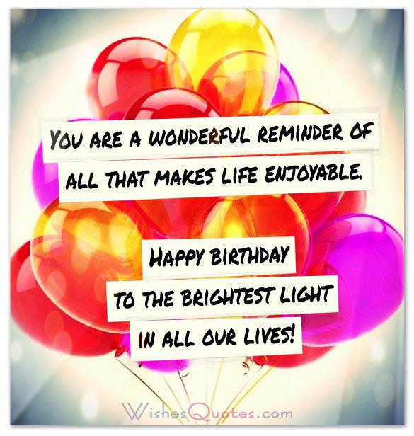 inspirational birthday wishes and