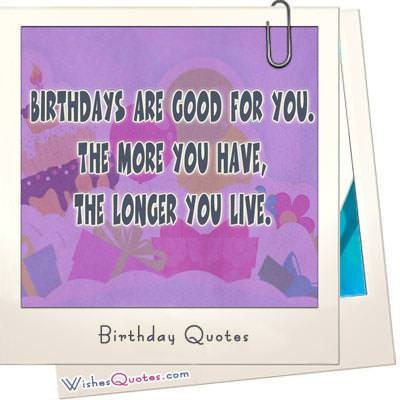 200 Motivational Birthday Quotes