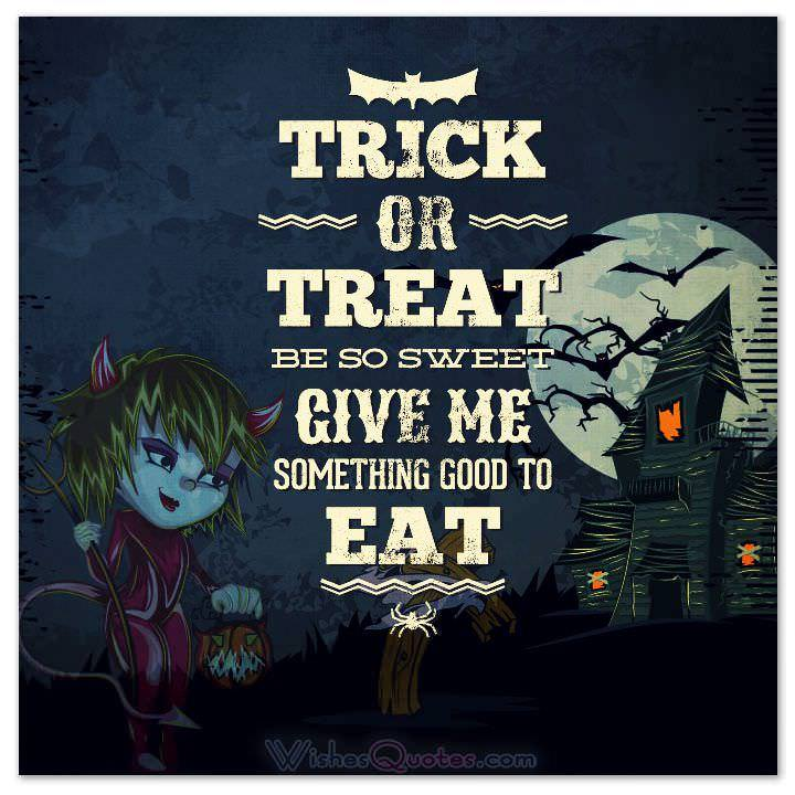 40 Funny Halloween Quotes Scary Messages And Free Cards