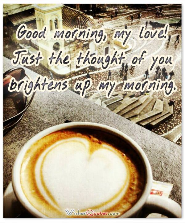 Good Morning Messages And Sweet Words Of Love For Girlfriend