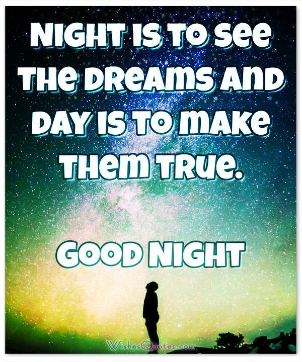 Dreams Sweet Night Good And Quotes Images