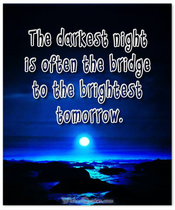 Motivational And Famous Good Night Quotes