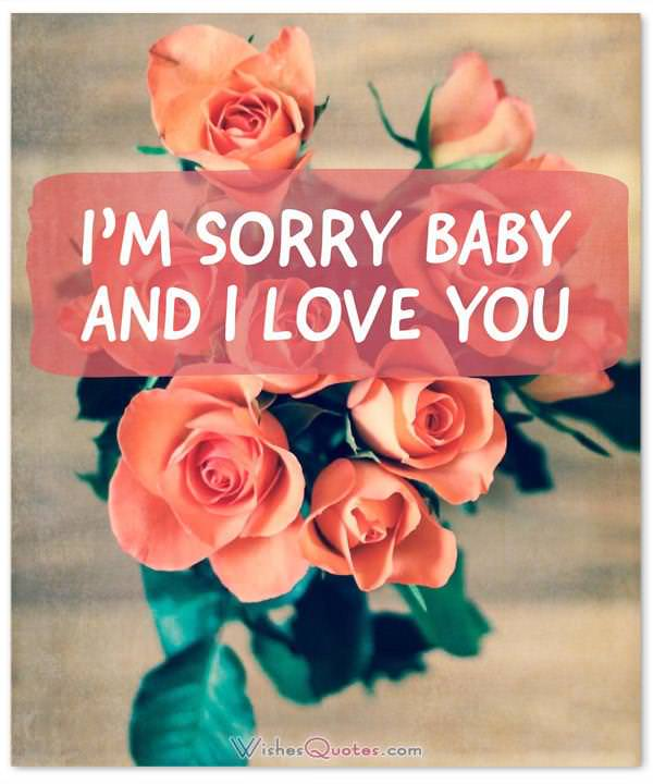 sweet sorry images | allofpicts