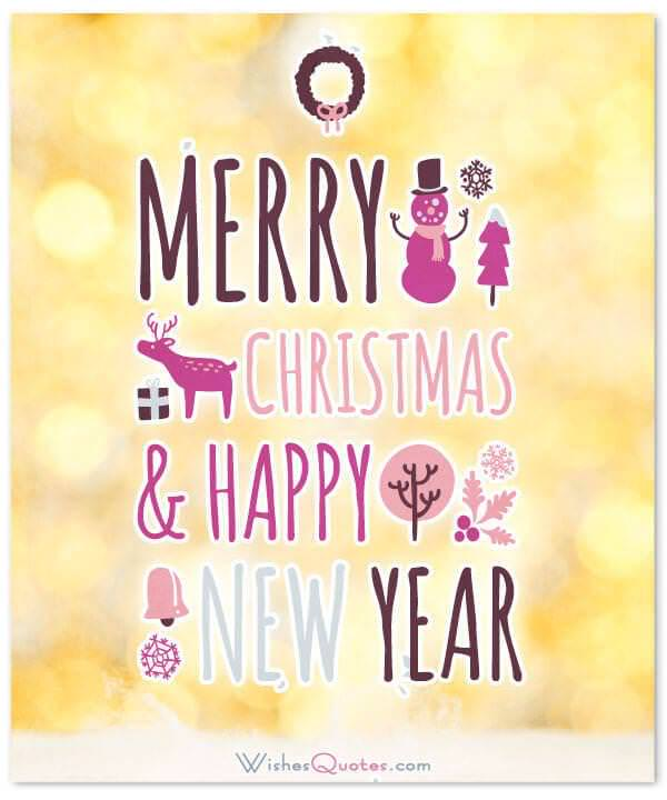 200 Merry Christmas Wishes Amp Card Messages