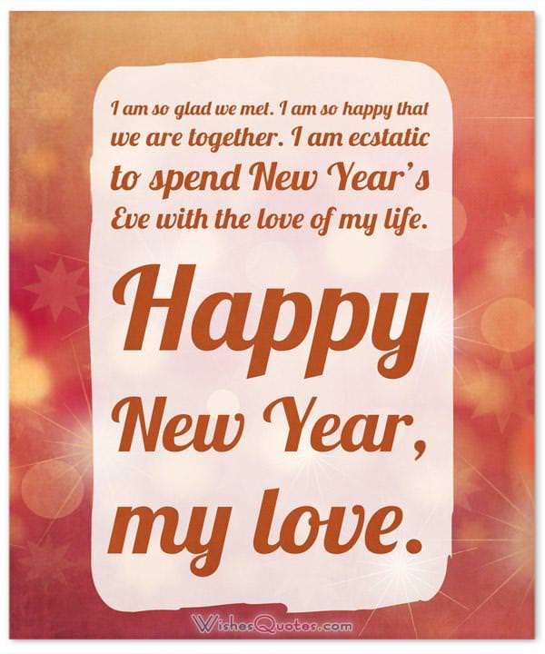 new year greetings to