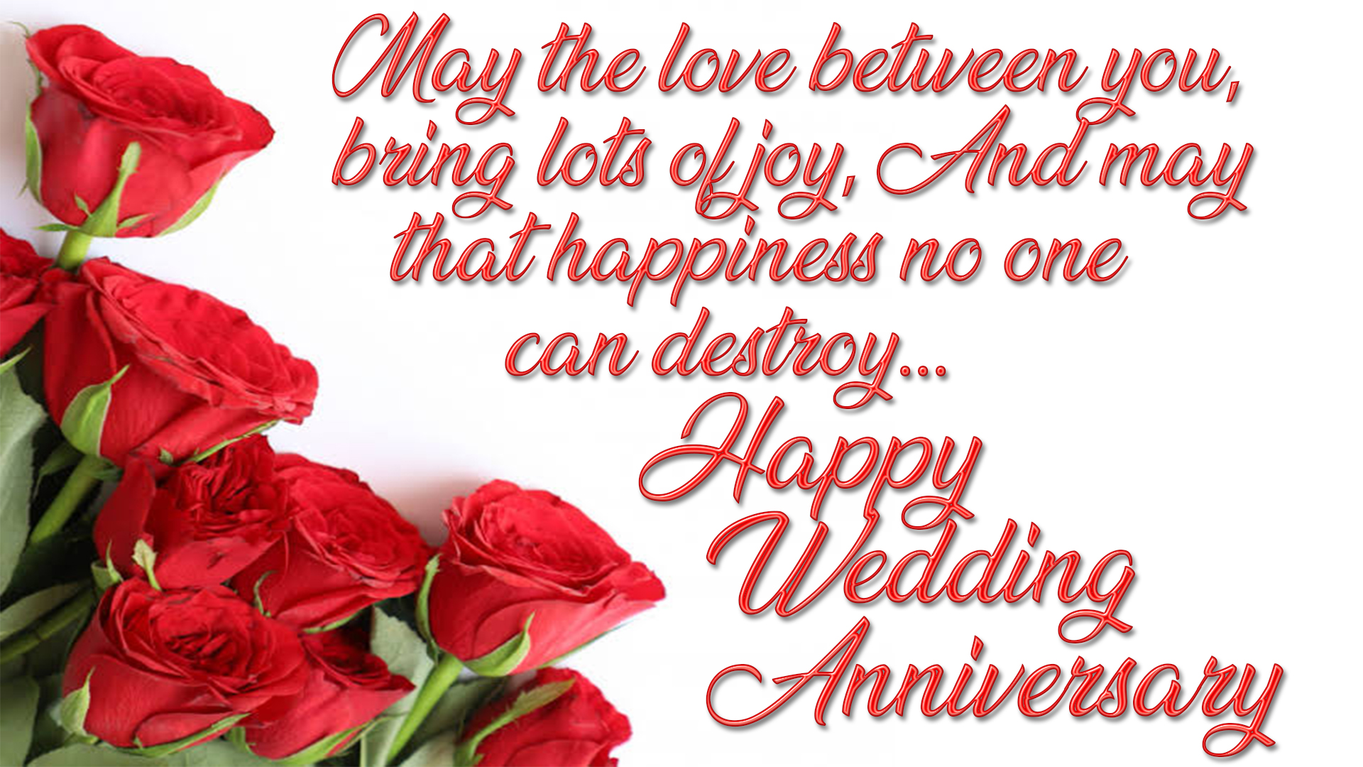 Happy Anniversary Wishes Messages For Everyone In Your Life