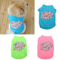New Summer Dog T