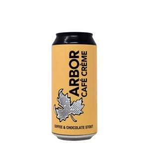 Arbor Cafe Creme Can 440ml