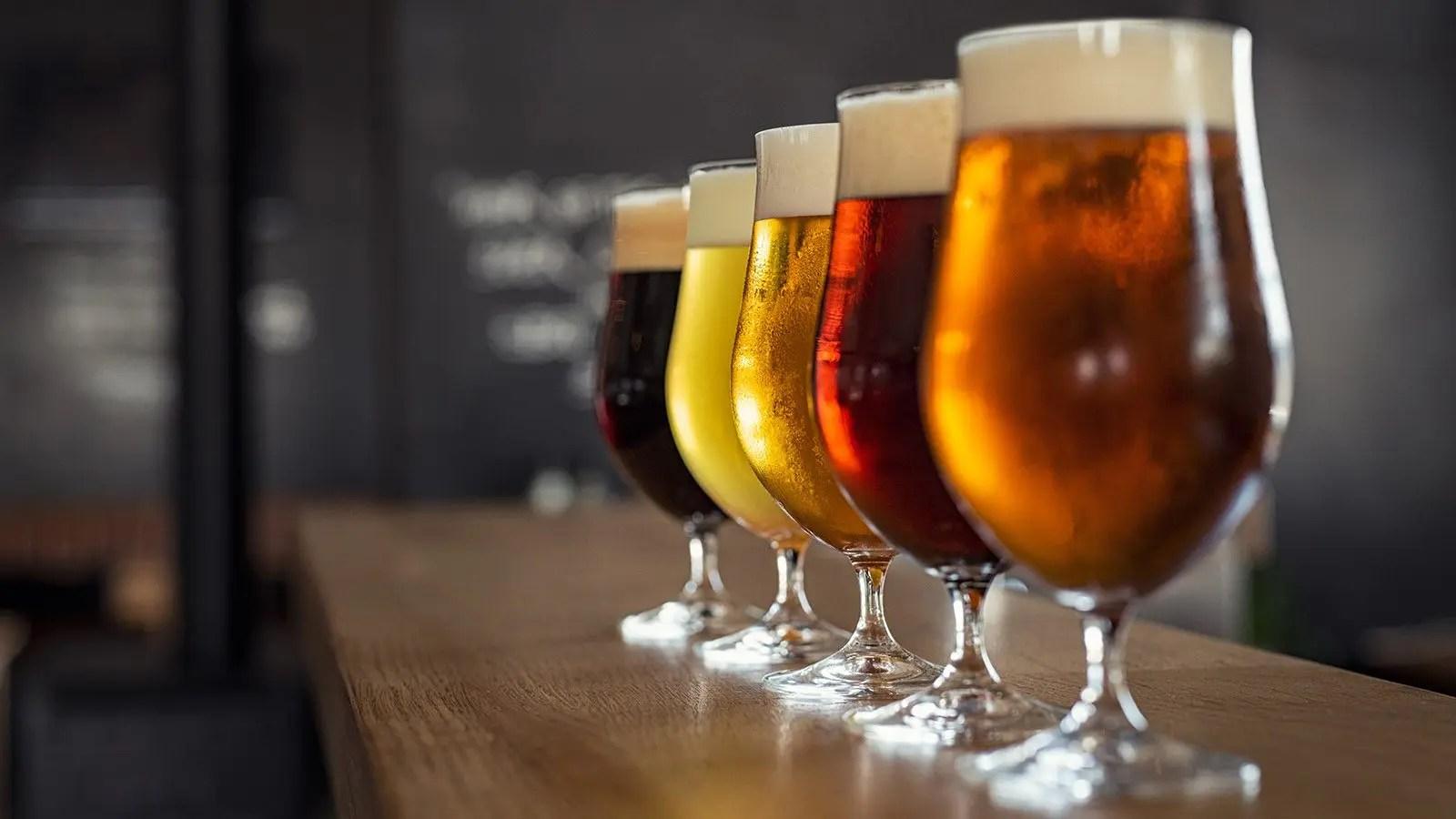 Wishful Drinking Beer Tasting is Back