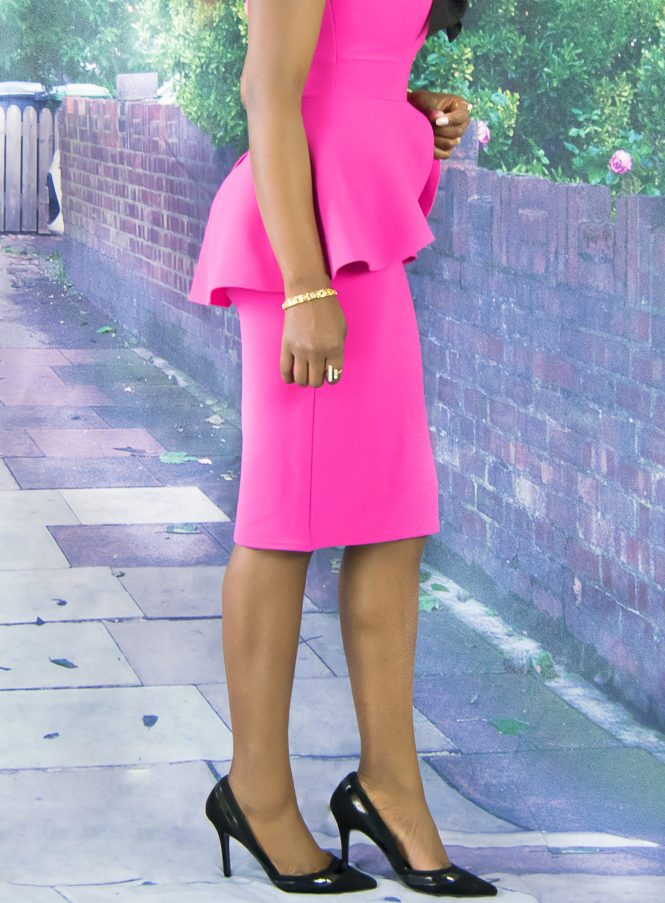 peplum midi dress-wishfulelegance