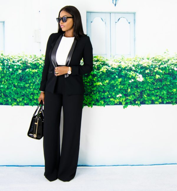 women suit outfit