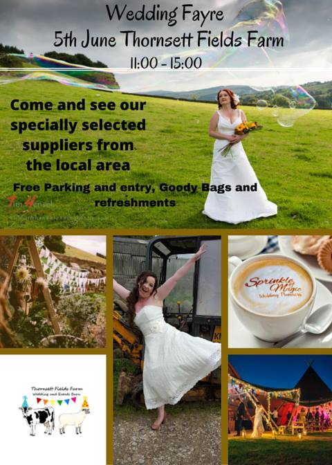 Wedding Fair Birch Vale