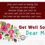 Hope You Ll Soon Be Feeling Fine