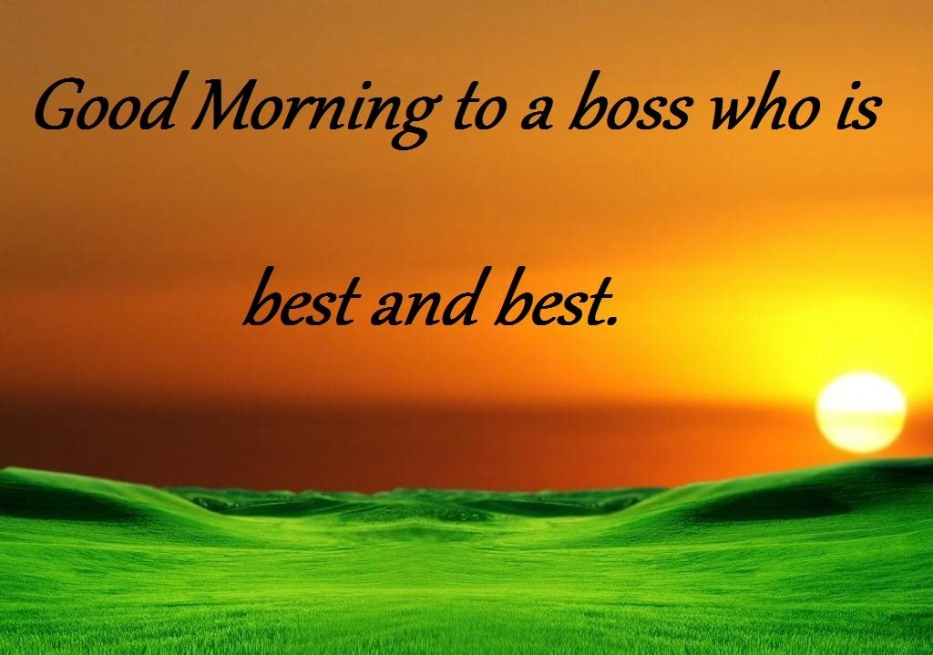 good morning wishes for