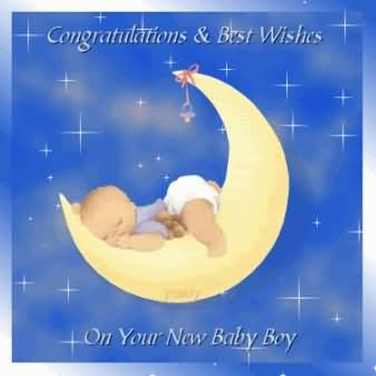 baby born wishes in