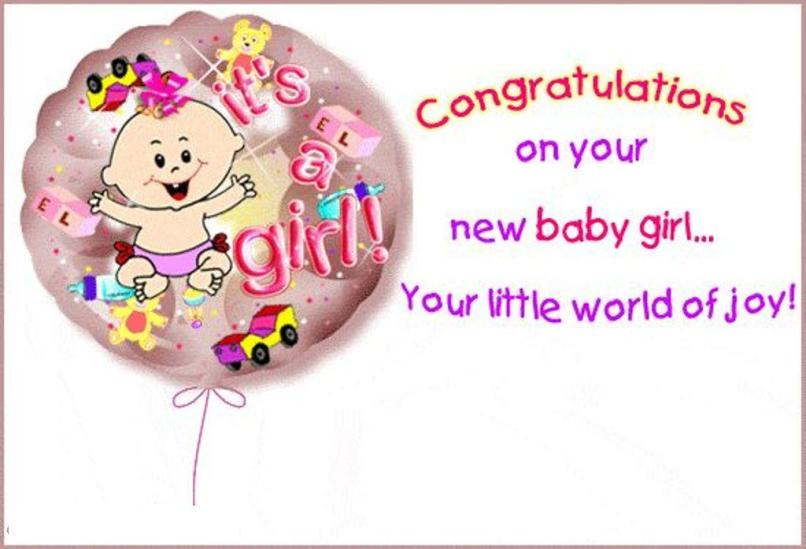 Imgenes de greetings for a baby girl born wishes for new born baby girl greetings pictures wish guy m4hsunfo