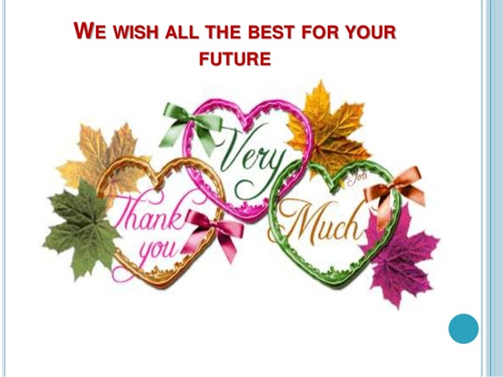 we wish all the