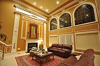 Cathedral Ceiling Livingroom