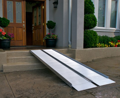 Wheelchair Ramp Rental Portable Ramps Los Angeles Wishing Well Medical Supply
