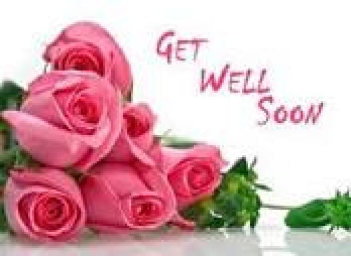 Get Well Soon Message For a Friend Him